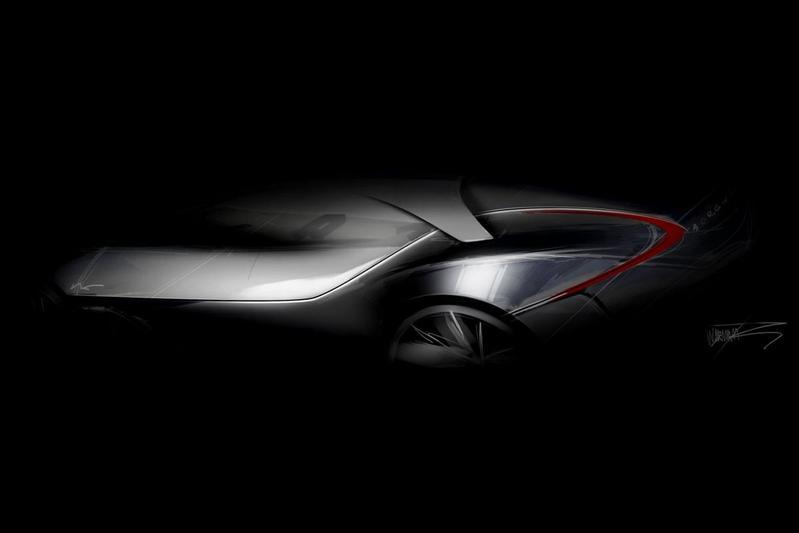 Borgward blikt weer vooruit op concept-car