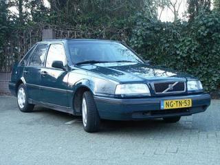 Volvo 440 1.6i Experience Dynamic-Line (1996)