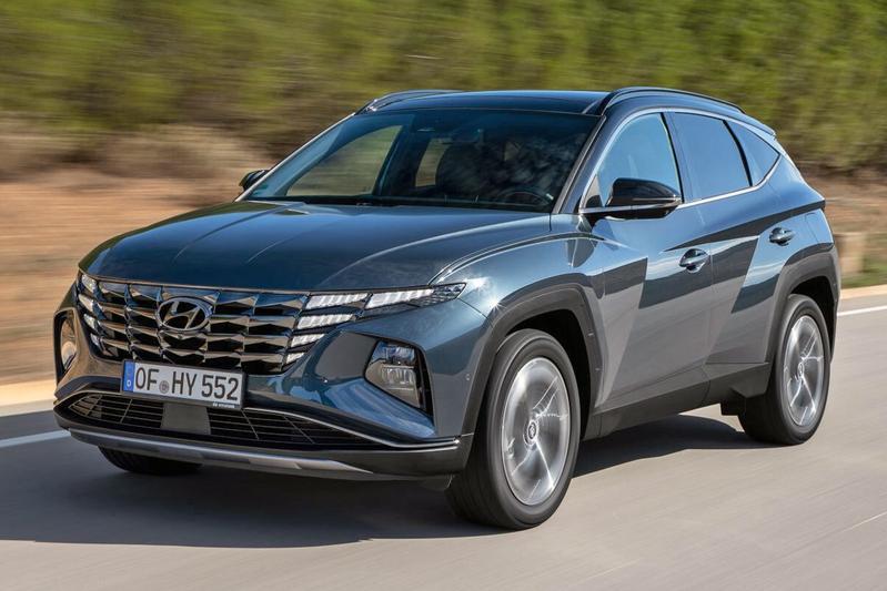 Hyundai Tucson - Eerste rijtest