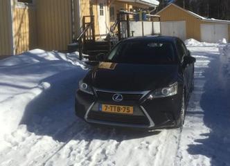 Lexus CT 200h Hybrid (2014)