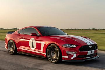 Hennessey Performance bouwt 10.000ste auto