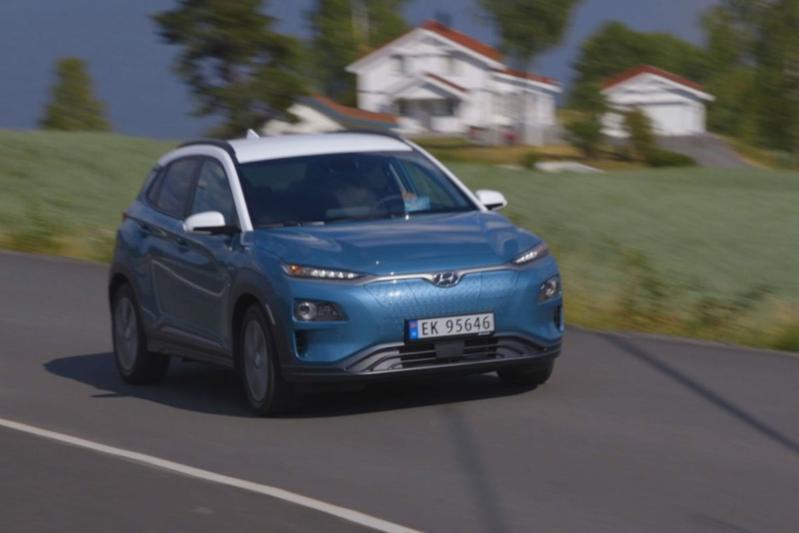 Hyundai Kona Electric – Rij-impressie