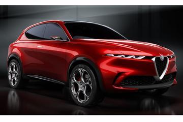 Alfa Romeo Tonale neemt stokje over van Giulietta