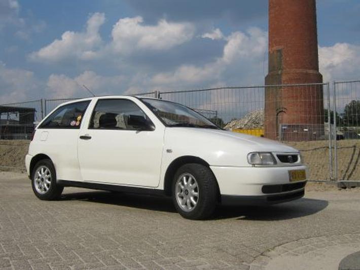 Seat Ibiza 1.9 D Conga (1997)