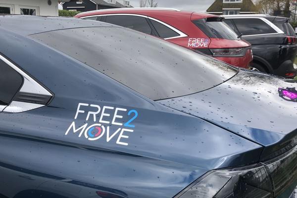 PSA zet in op Nederlandse zakelijke rijders met Free2Move