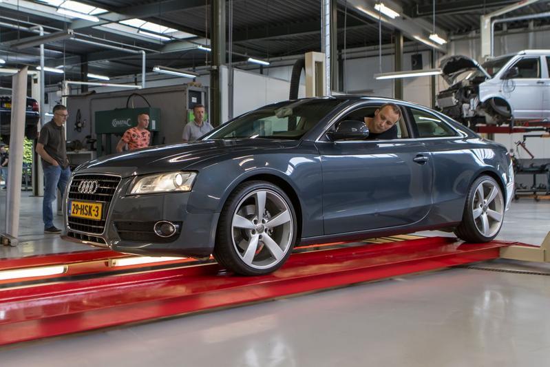 Audi A5 Coupé 2.0 TFSI – 2009 – 292.056 km - Klokje Rond