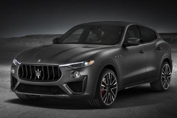 Dit is de Maserati Levante Trofeo