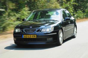 Saab 9-3 2.0T Aero - 2003 - 420.402 km - Klokje Rond