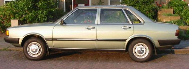 Audi 80 1.6 CL (1983)