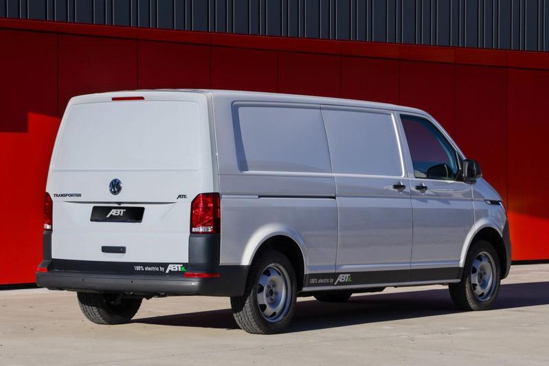 Abt e-Transporter (Volkswagen Transporter)