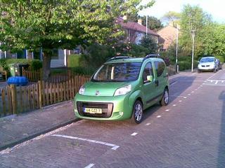 Fiat Qubo 1.4 8v Dynamic (2008)