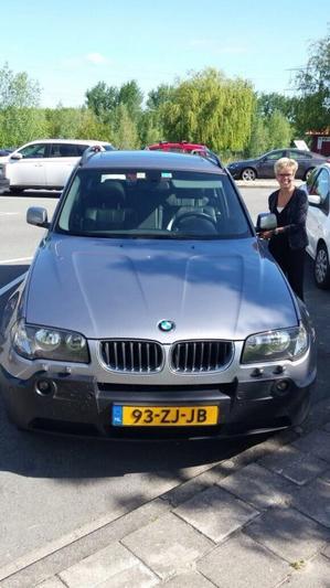 BMW X3 2.0d High Executive (2005)