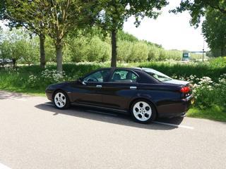 Alfa Romeo 166 3.0 V6 24V Super (1999)
