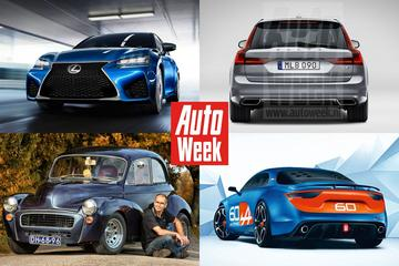 Dit wordt de AutoWeek: week 7