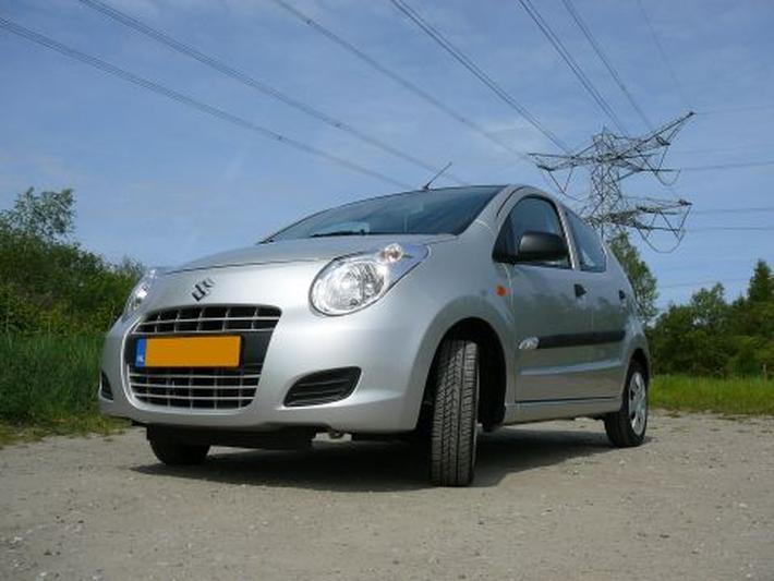 Ongebruikt Suzuki Alto 1.0 Comfort (2009) review - AutoWeek.nl CG-36