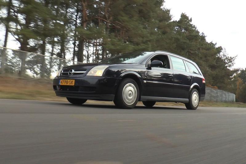 Klokje Rond - Opel Vectra SW 2.0 DTi - 2004 - 507.791 km