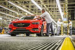 'Opel-productie Rüsselsheim teruggeschroefd
