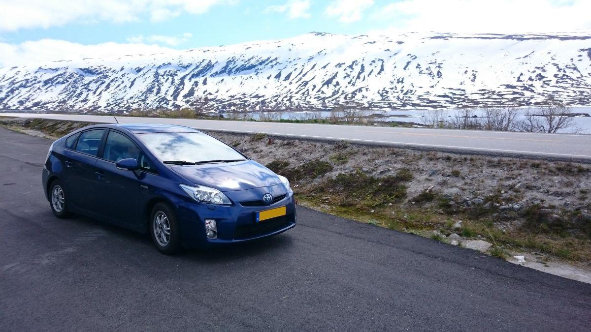 Toyota Prius 1.8 HSD Executive (2010) - AutoWeek.nl