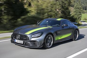 Mercedes-AMG GT R Pro - Posterstory