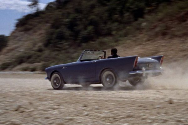 Sunbeam Alpine Series 2 James Bond