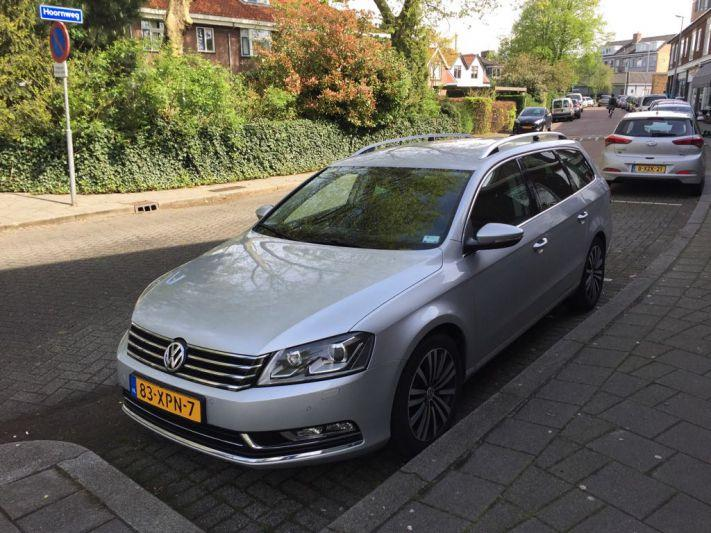 Volkswagen Passat Variant 1.6 TDI 105pk BMT Executive Line H. (2012)