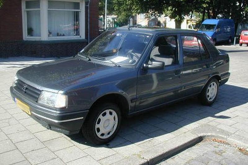 Peugeot 309 GL 1.4i Profil (1992)
