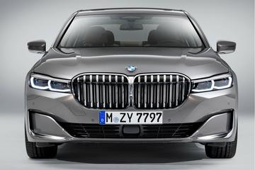 Facelift Friday: BMW 7-serie (G11/G12)