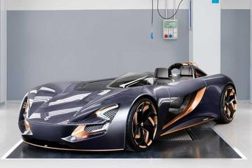 Suzuki Misano Concept: auto en motor ineen
