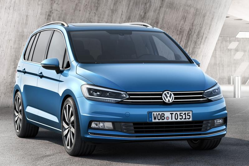 Volkswagen Touran 1.4 TSI Highline (2016)