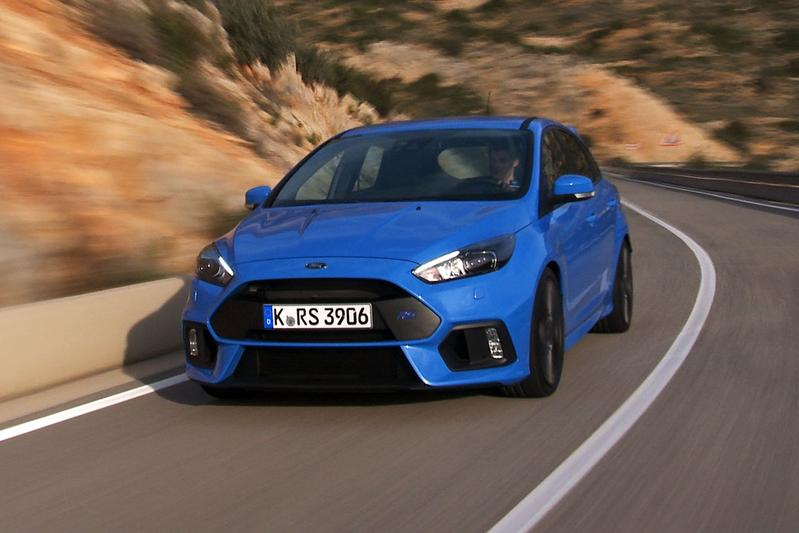 Rij-impressie - Ford Focus RS