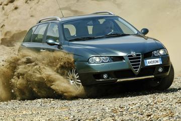 Alfa Romeo 156 Crosswagon Q4 (2004)