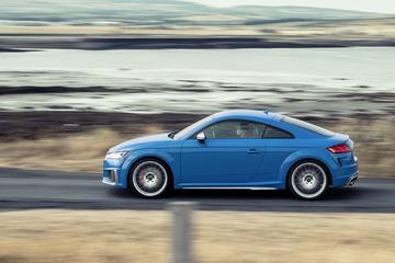 Audi TTS - Rij-impressie