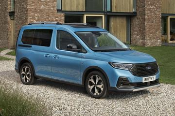 Nieuwe Ford Tourneo Connect is een Caddy