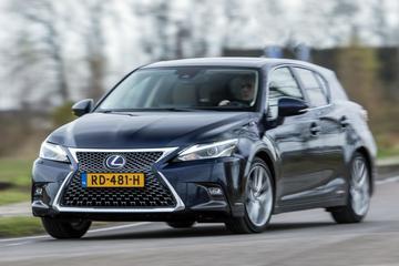 Lexus haalt ook RC 300h en CT van de prijslijst