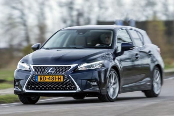 Rij-impressie: Lexus CT
