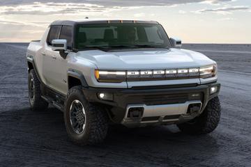 Pick-ups en SUV's geven resultaten General Motors glans