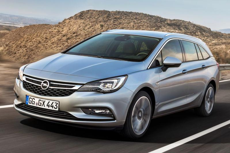 Opel Astra Sports Tourer 1.6 CDTI 110pk Online Edition (2018)
