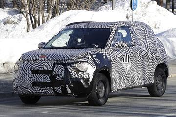 Budget-SUV van Citroën gesnapt