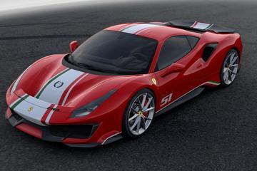 Ferrari presenteert speciale 488 Pista