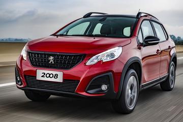 Voor de vorm: facelift voor Peugeot 2008