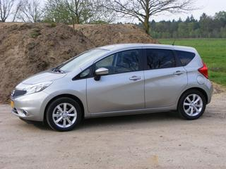 Nissan Note 1.2 DIG-S Connect Edition (2014)