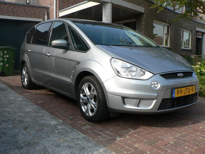 Ford S Max 20 16v Flexifuel Trend 2009 Review Autoweeknl