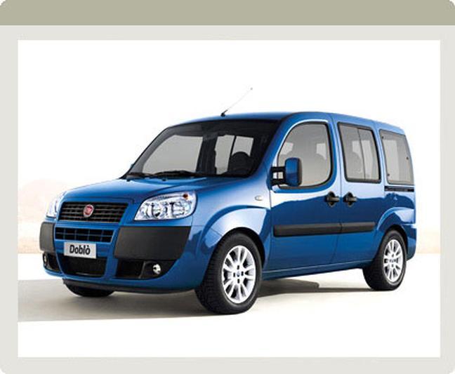 Fiat Doblò 1.3 Multijet 16v Dynamic (2007)