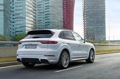 Porsche Cayenne nu ook als plug-in E-Hybrid