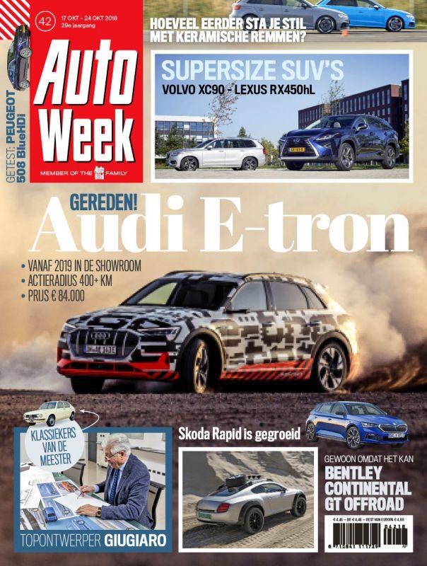 AutoWeek 42 2018