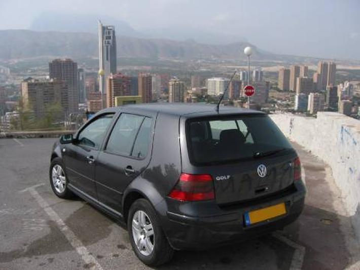 Volkswagen Golf 1.9 TDI 100pk Highline (2002)