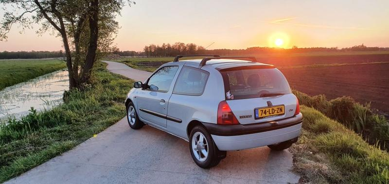 Renault Clio 1.2 (2000)