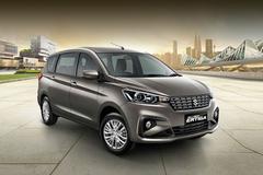 Nieuwe Suzuki Ertiga gepresenteerd