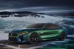 BMW Concept M8 Gran Coupe gepresenteerd