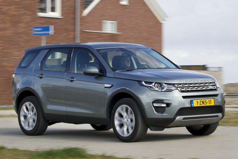 Land Rover Discovery Sport 5-deurs SD4 HSE automaat (2015)